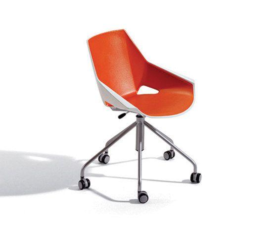 Exceptionnel Viva Chair Di Actiu | Sedie Girevoli Da Lavoro