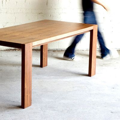 Plank Dining Table Design By Gus Modern Dining Table Plank
