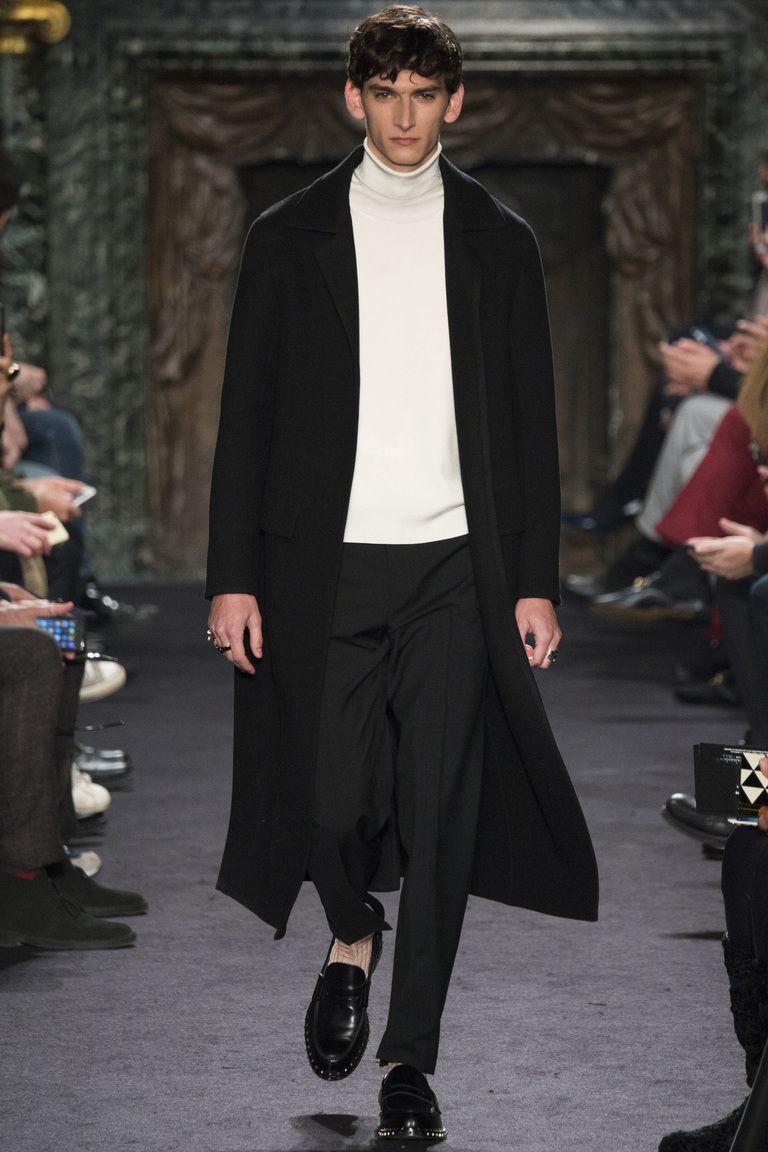 9b8cedb6565 Valentino - ОСЕНЬ-ЗИМА 2016 2017   MENSWEAR Подиумная Мода