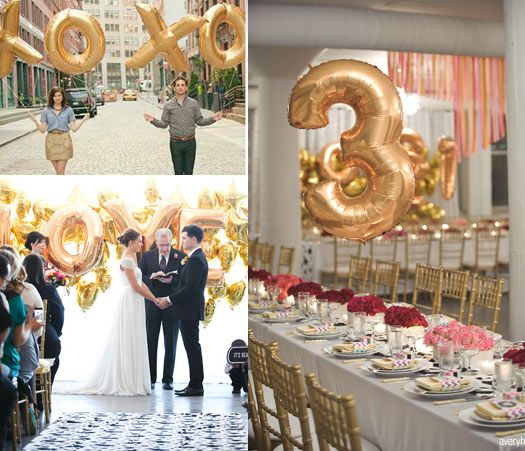 balloons arent just for birthdays on the blog httpwwwbravobridecomblogballoons arent just for birthdays