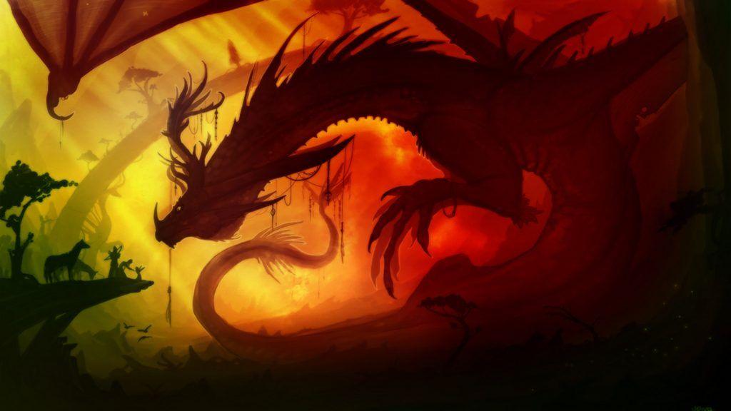 Red Dragon Wallpaper 68 Hd Best Images Ultra Hd Kizillar