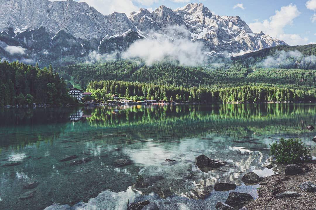 Die Schonsten Seen In Deutschland Mit Schnellcheck Liste Fur Jeden See Karte Und Sortierung Nach Bundesland In 2020 Instagram Landscape Photography Zugspitze