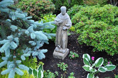 St Francis Vancouver Garden Statues Outdoor Decor Garden