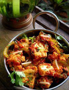 Restaurant style kadai paneer recipe indian cheese veg recipes restaurant style kadai paneer chili paneer reciperecipes with paneertofu indian recipesveg forumfinder Image collections