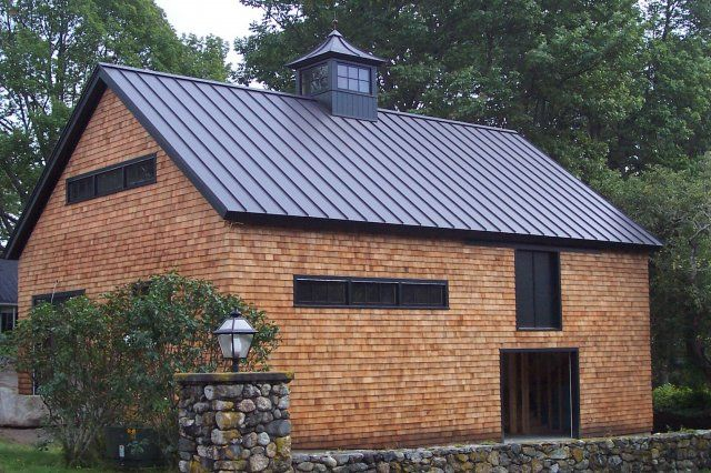Best Standing Seam Metal Roofs By C O Beck Sons Roofing 400 x 300