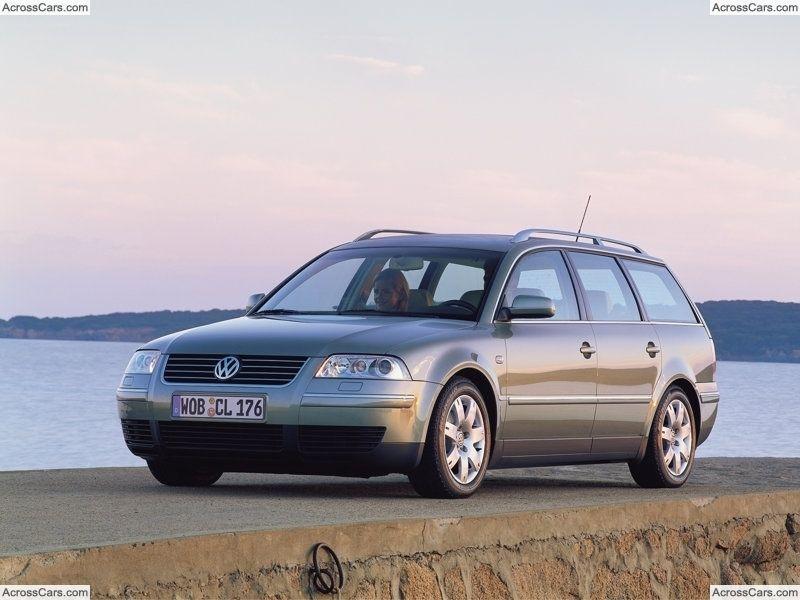 Volkswagen Passat Variant (2000) Vw passat, Volkswagen