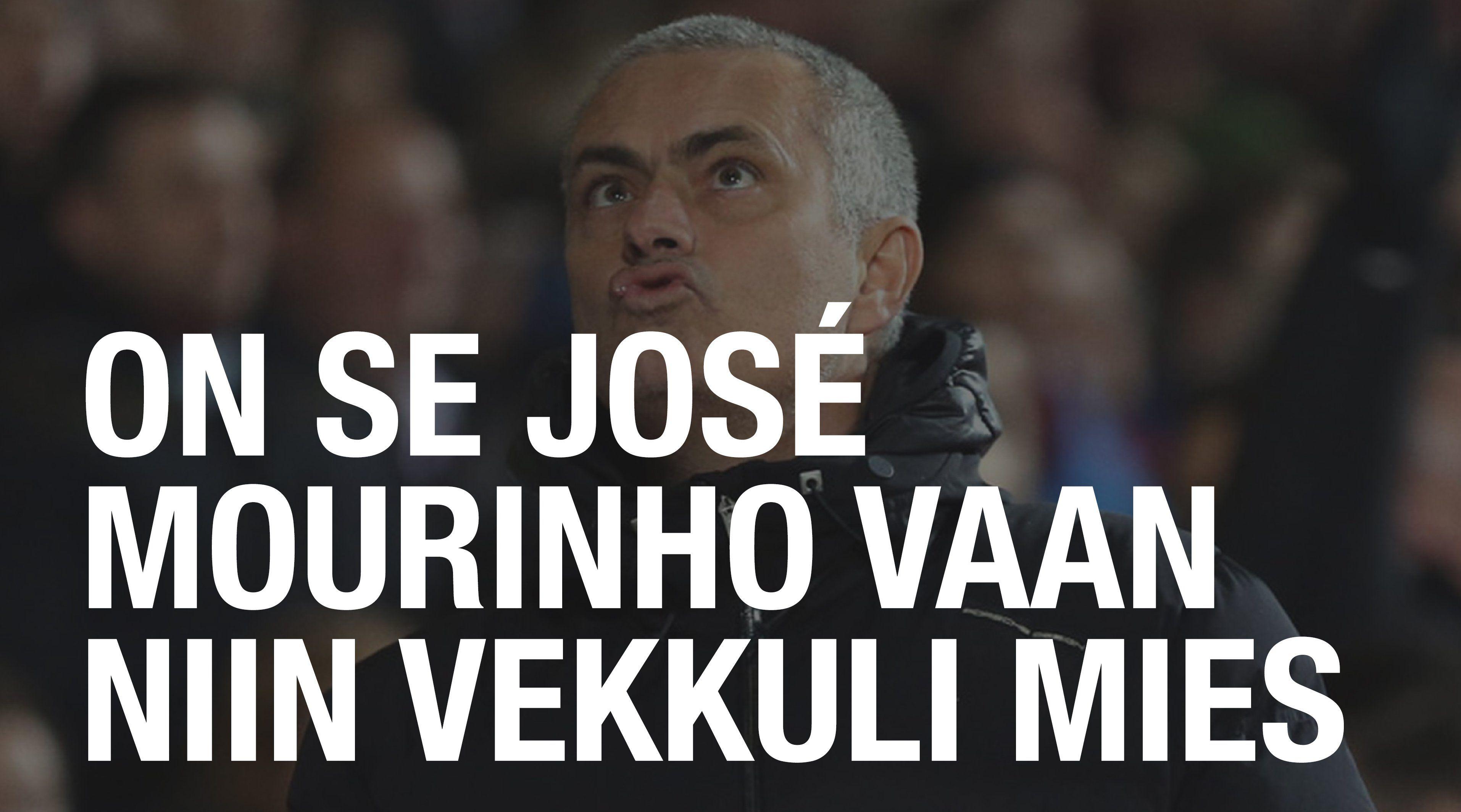 Video: José Mourinhon kymmenen hauskinta/sekavinta haastattelua José, tuo valmentajamaailman verbaalinenZlatanosaa hauskuuttaa tai sitten miehen sekavuustila vastaa hetkittäin pitkän rännin mukanaan tuomaa ... http://puoliaika.com/video-jose-mourinhon-kymmenen-hauskintasekavinta-haastattelua/ ( #haastattelu #hauska #hauskat #JoseMourinho #Valmentaja #Video #Videot)
