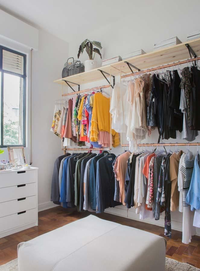 Cheap closet: meet 10 tips and 60 creative ideas for decorating - New decoration styles#cheap #closet #creative #decorating #decoration #ideas #meet #styles #tips