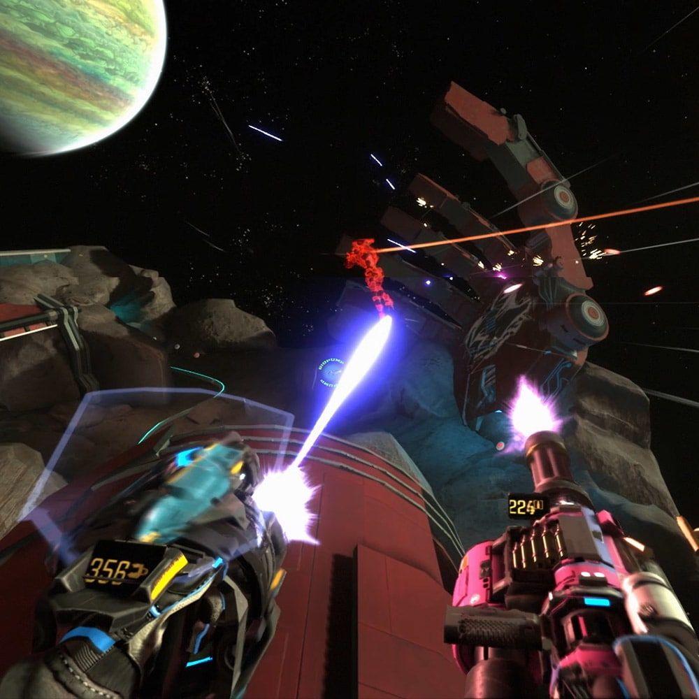 Space Junkies Third person shooter, Weird, wonderful, E3