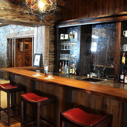 Traditional Bar Design Ideas, Pictures, Remodel, And Decor   Page 11