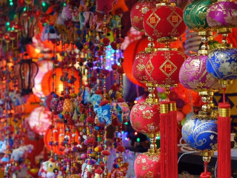 9 Tips in going to Singapore Chinese new year card
