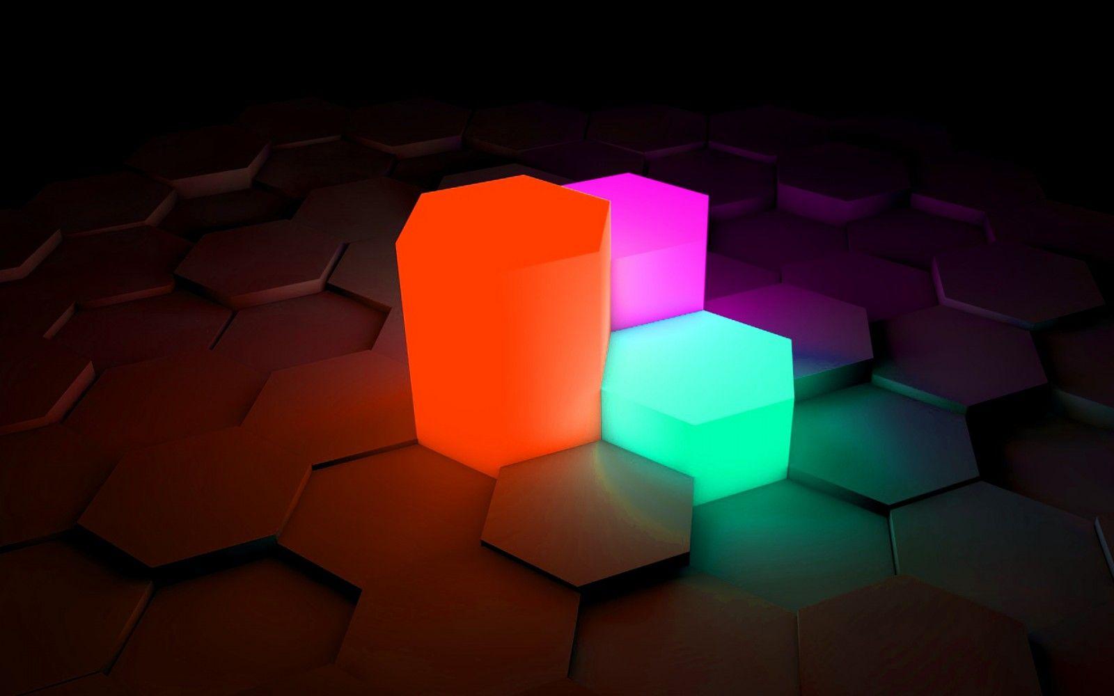 neon light full hd 3d wallpapers hd wallpaper