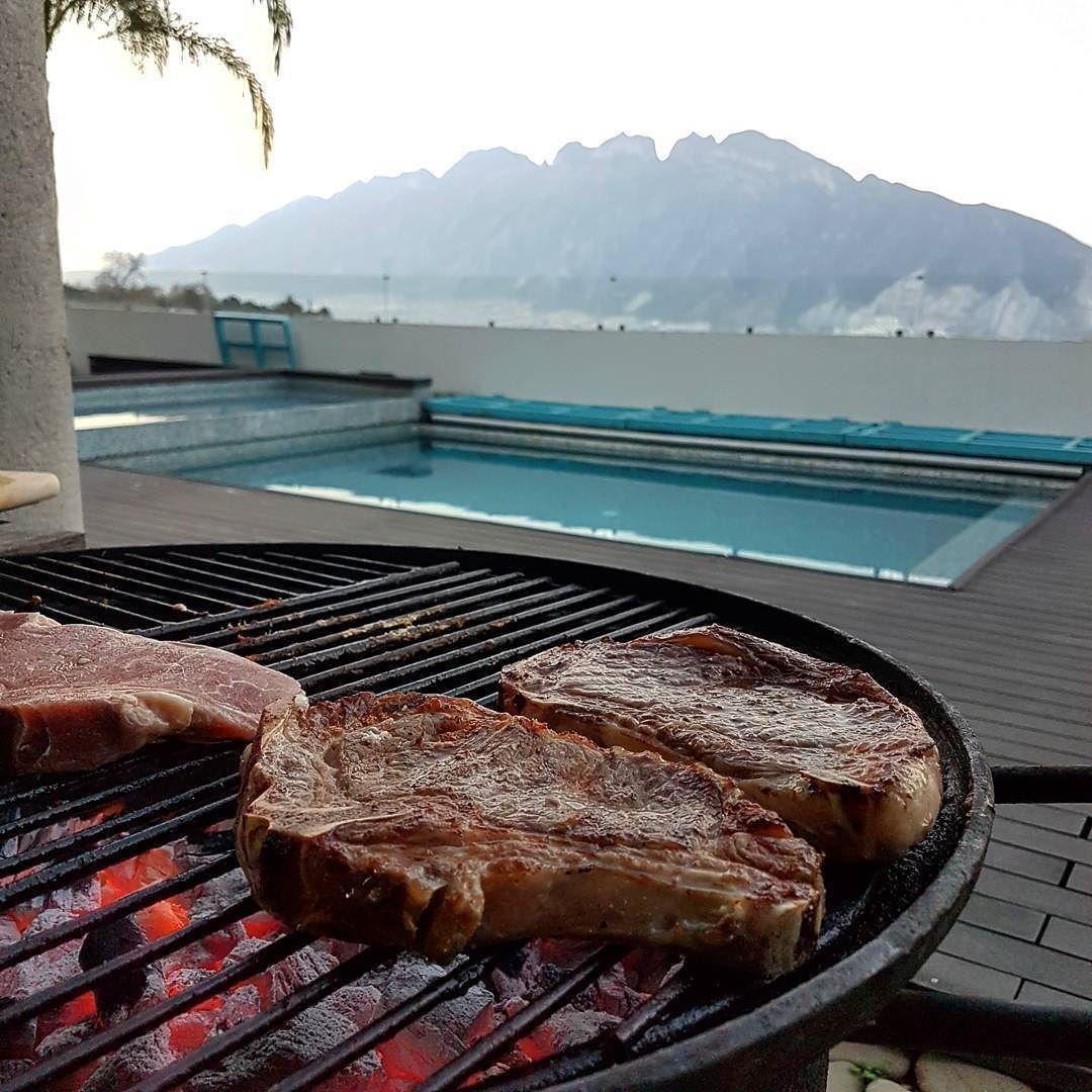 Carne asada #Monterrey   TRAEGER Wood Fired Grills BBQ.   Pinterest