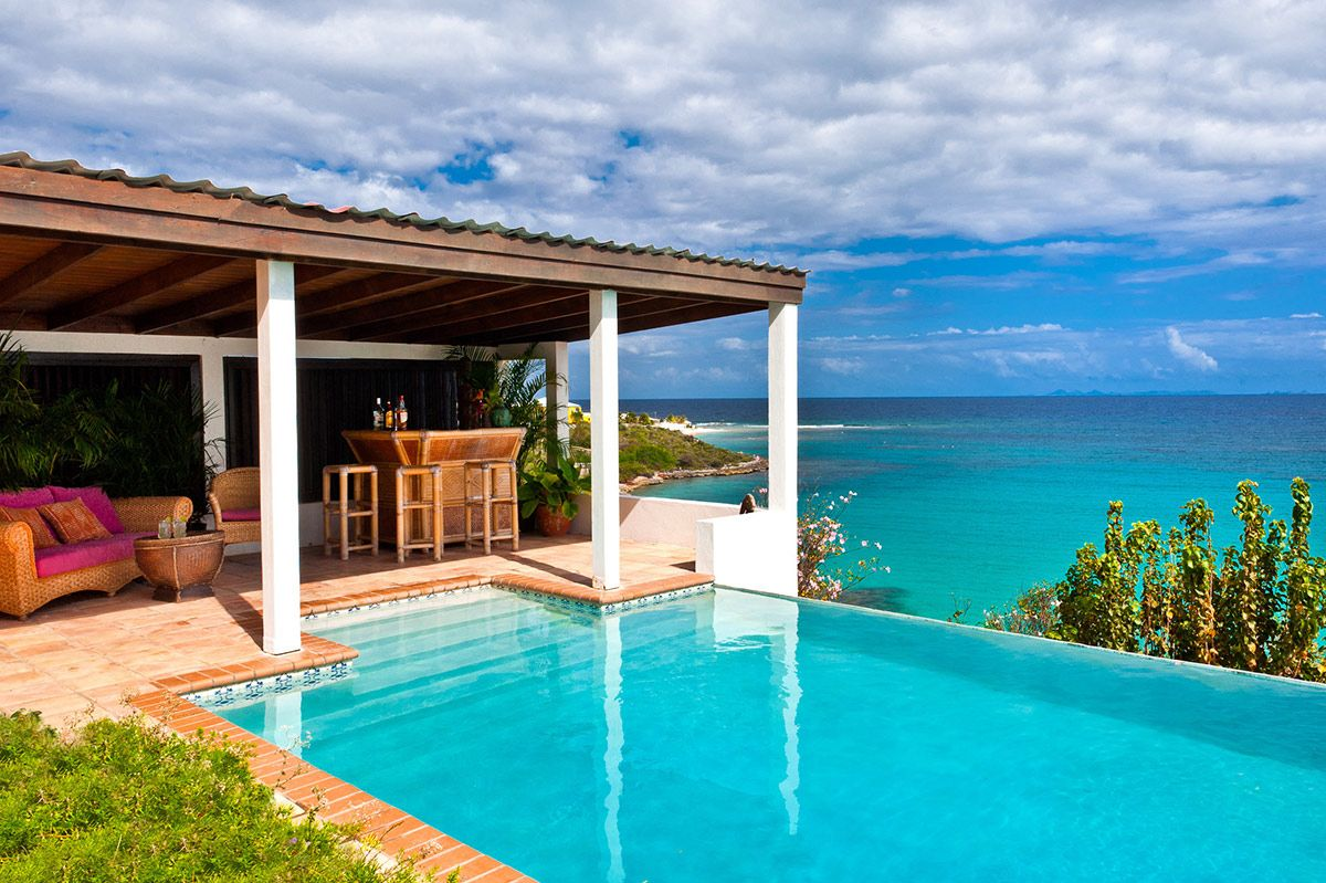 Zenaida Beach and Tennis Estate, Anguilla, Caribbean