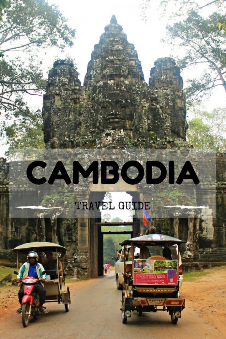 Backpacking Cambodia - you can find gorgeous beaches, 25 cent beers, mythical mountains and steamy jungle.