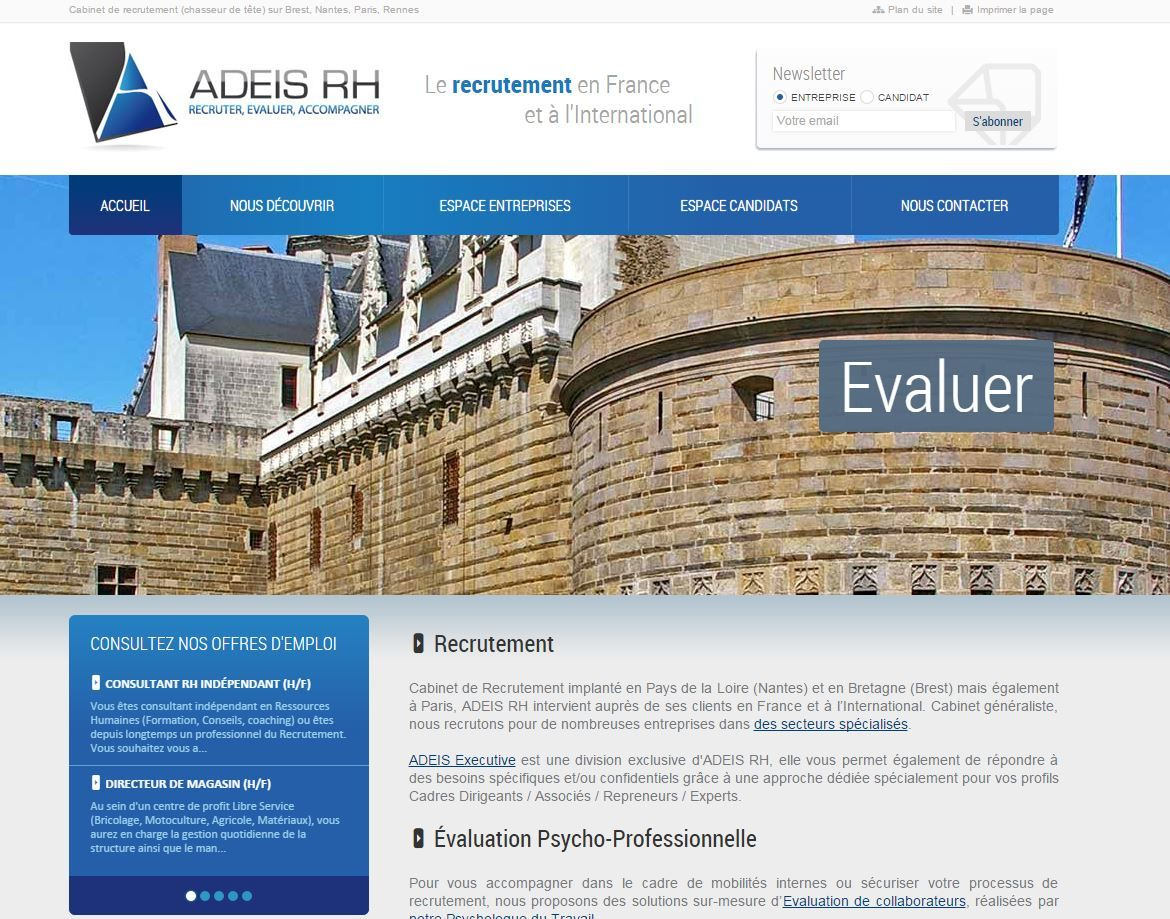 Cabinet recrutement angers - Cabinet recrutement industrie pharmaceutique ...