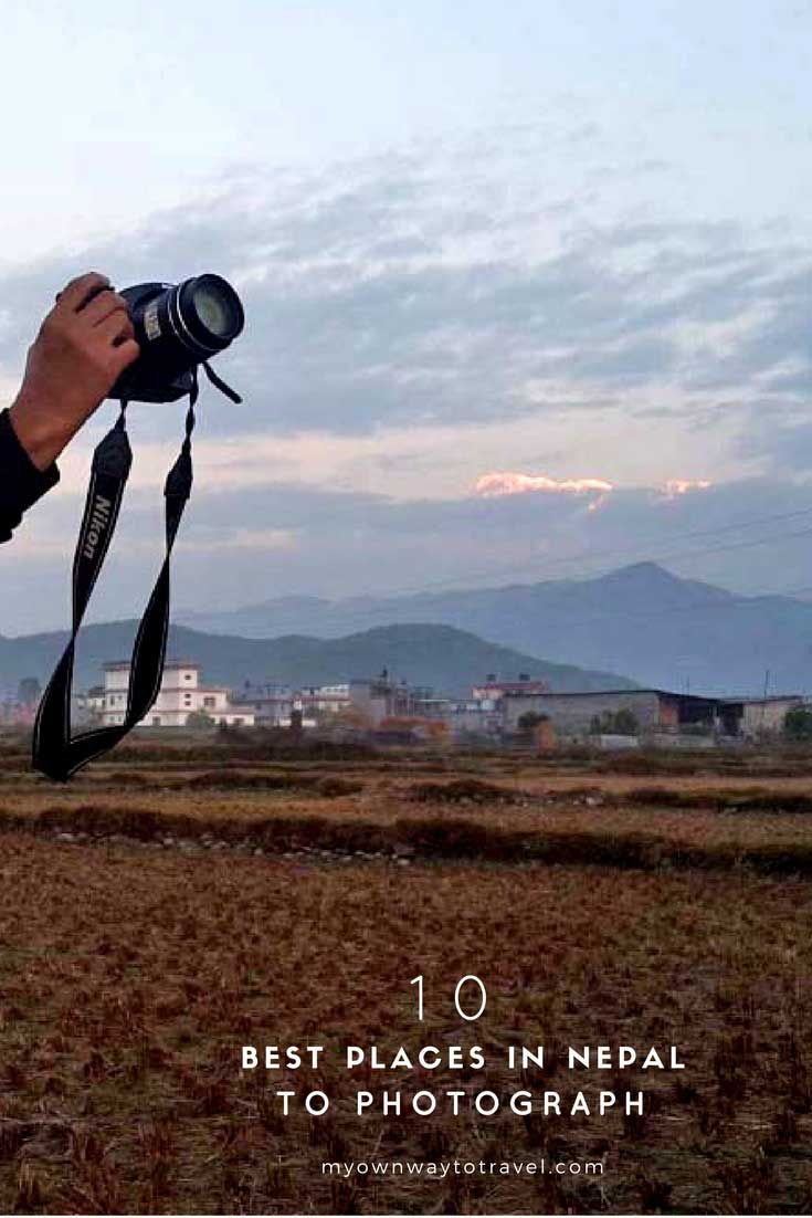 10 Best Places in Nepal to Photograph | Pinterest | Golden hour ...