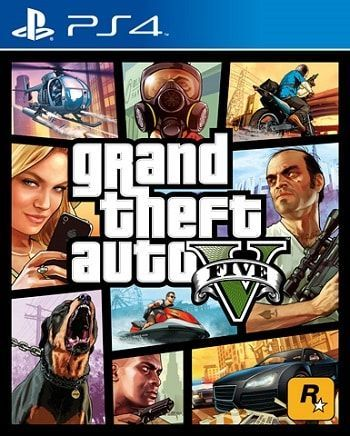 Download Gta 5 Ps4 Free Grand Theft Auto Ps4 Games Xbox One Games