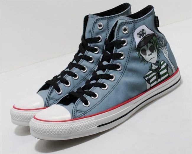 Gorillaz x Converse - Chuck Taylor All
