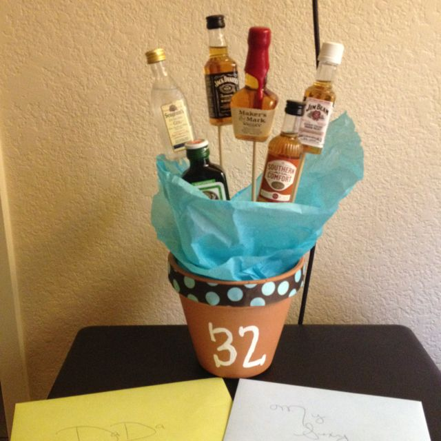 Mens Bouquet For James' 32 Birthday!!