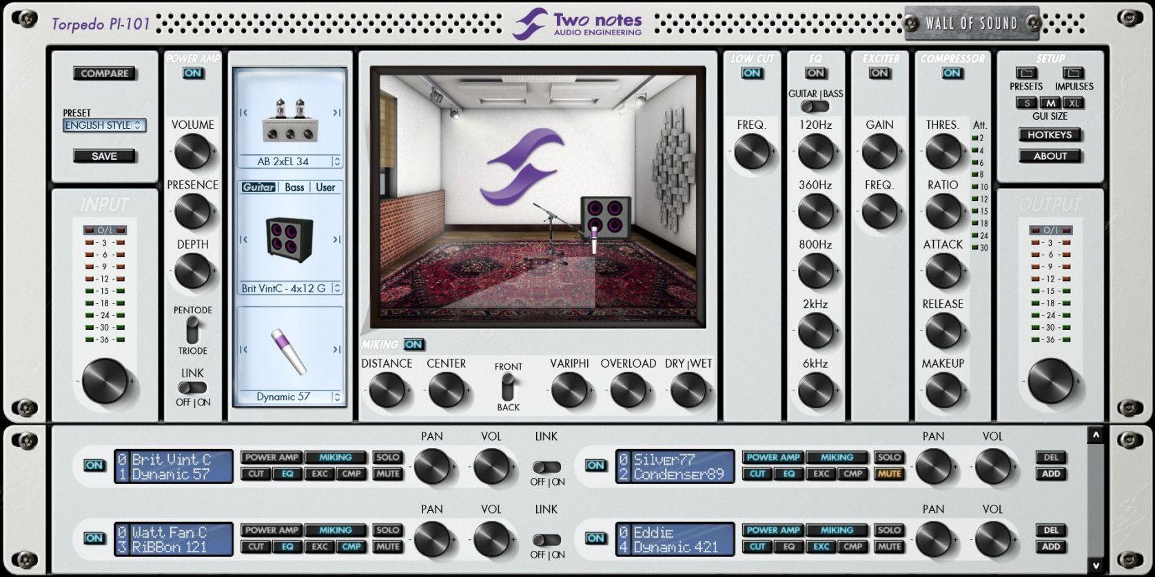 speaker cabinet design software