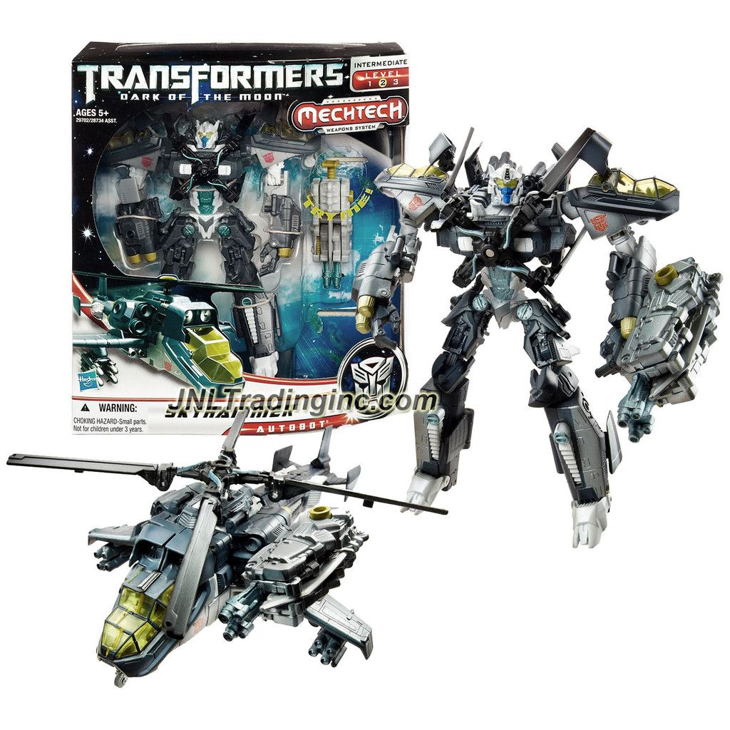 Transformers Action Figures Robot Toy Optimus Prime Megatron Jet Helicopter New