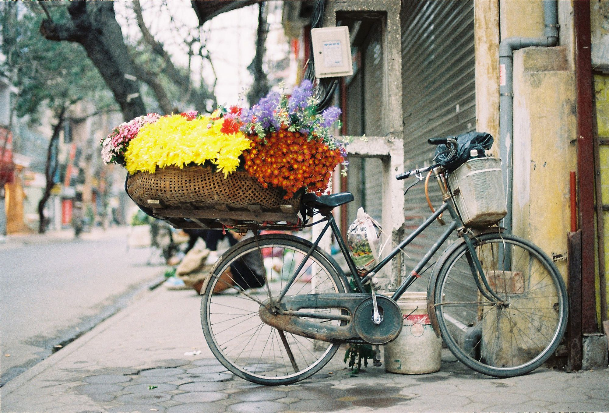 flower vendor by frozen flame on 500px