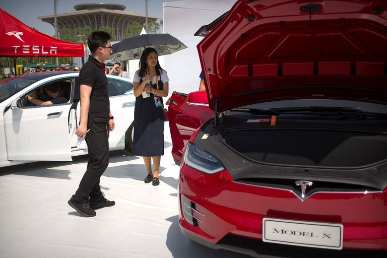 BusinessTechnology Tesla confirms will build factory in