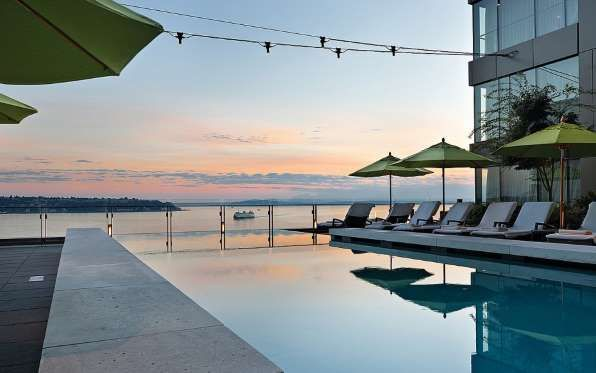 The Best Hotels In Every State Washington Four Seasons Hotel Seattle
