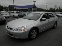 2005 Honda Accord Hybrid IMA AT