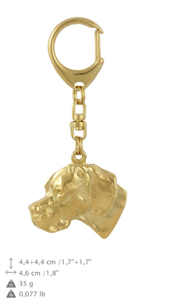 ArtDog Key Holder Chinese Shar-Pei Dog Keyring Shar-Pei in Casket Limited Edition