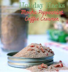 Holiday Hacks: Mocha Peppermint Coffee Creamer #holidayhacks