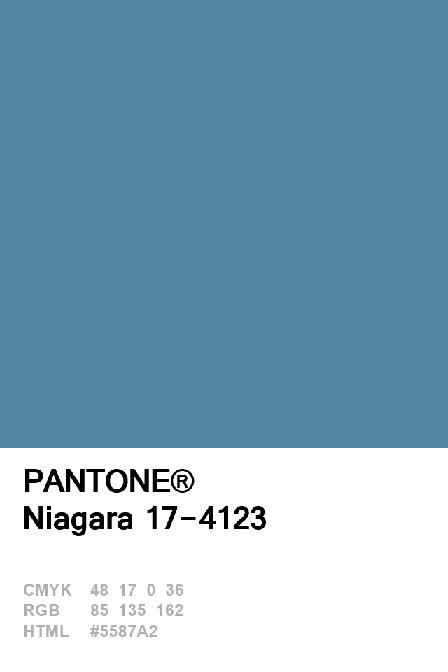 pantone 2017 niagara colour palettes color blue detect dark black