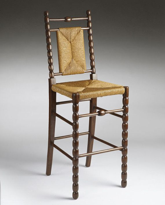 Bobbin Bar/counter Stool From Aesthetic Furniture. Many Finish Options.