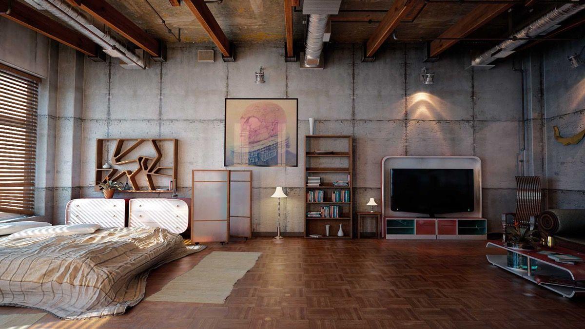 #Schlafzimmer Industrial Style Schlafzimmer Design: Der Wesentliche  Leitfaden #Industrial #Style #Schlafzimmer #Design: #Der #wesentliche  #Leitfaden