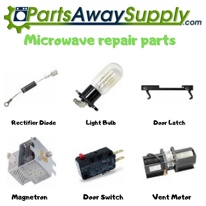 Microwave Repair Parts Microwave Repair Repair Microwave Oven