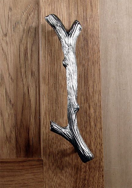 Twig Pulls, Large, For doors