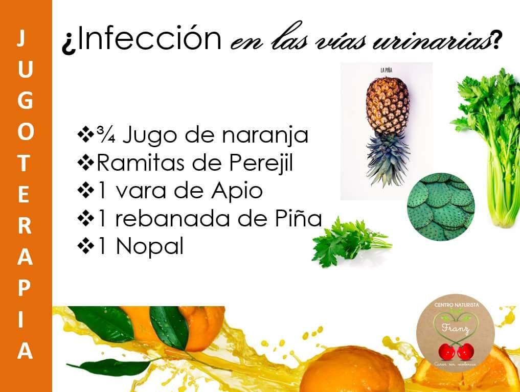 Infección En Las Vías Urinarias Jugos Saludables Urinarios Vias Urinarias