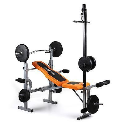 Ebay Fitnessgeräte KLARFIT: FITNESS STATION MULTISTATION BEIN TRAINER LATZUG FI ... -  Ebay Fitnessg...