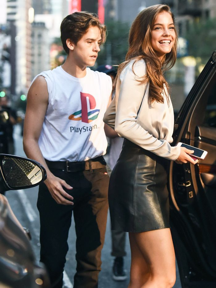 Dylan Sprouse and Barbara Palvin Are the Best Dressed ...