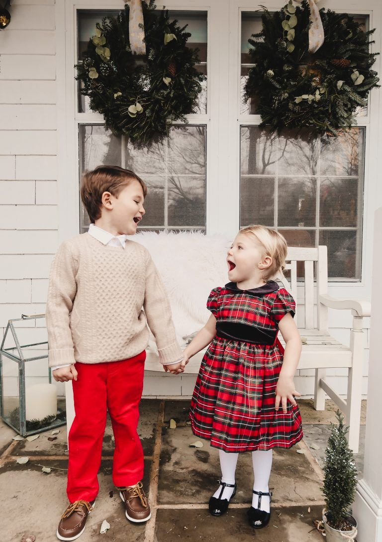 Holiday Outfits for Kids with Nordstrom | Pure joy, Nordstrom and ...