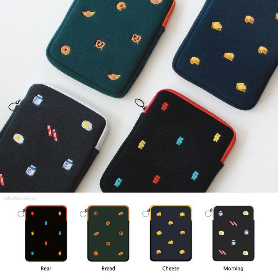 11 ipad pro case 4colors 9 7 10 5 10 9 tablet etsy 刺繍 図案 文具 小物