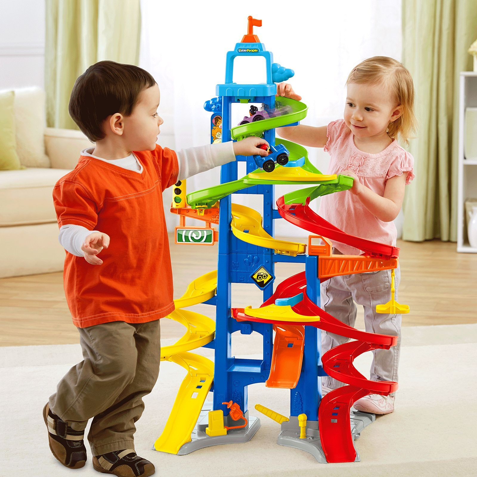 Little People® City Skyway | CGX38 | Fisher Price