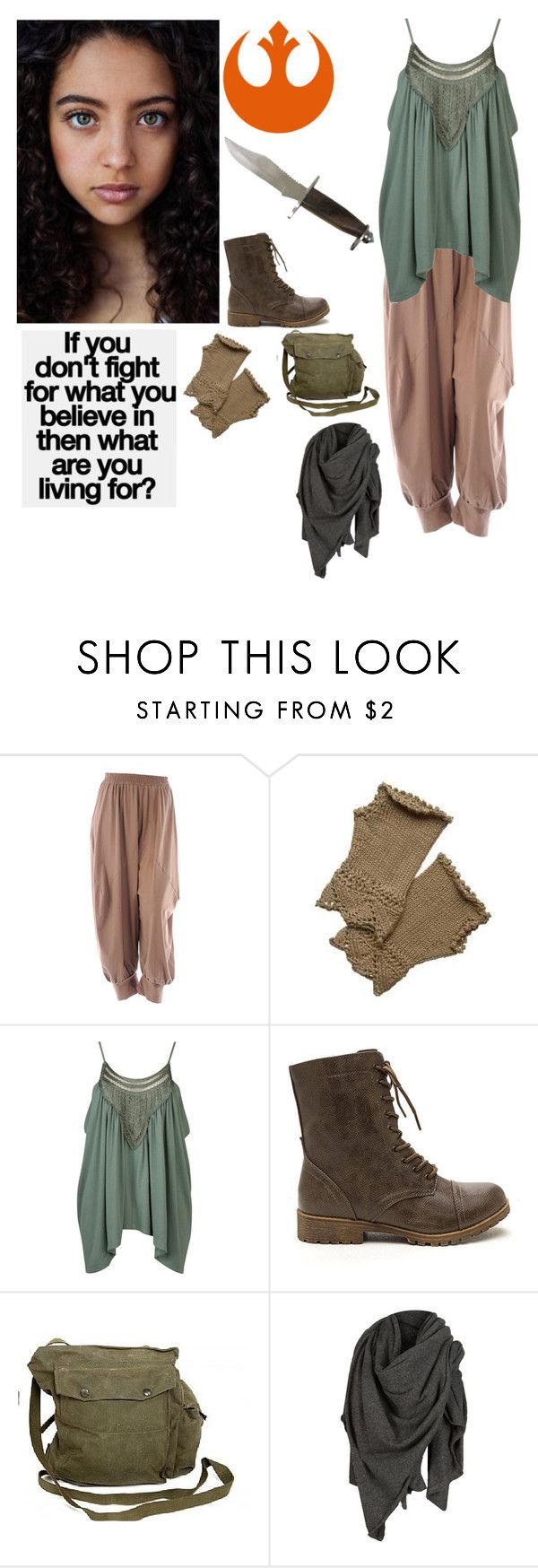 """""""Mecka-Star Wars Oc"""" by raeging-fangirl2003 ❤ liked on Polyvore featuring Isolde Roth, Forever 21, Artista, GAS Jeans, AllSaints, OC, starwars and Resistence"""