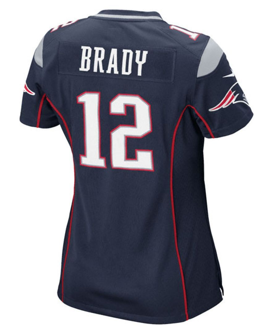 women's tom brady throwback jersey
