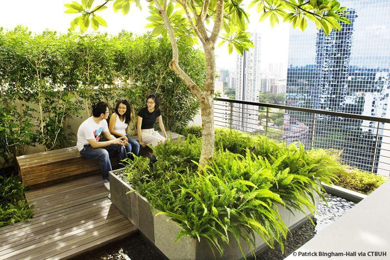 Newton Suites - The Skyscraper Center in 2020 | Roofdeck ...