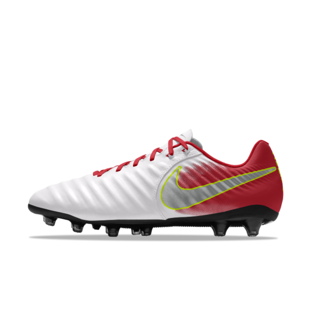 the latest 12f3e f9e81 Nike Tiempo Legend VII Academy FG iD Firm-Ground Soccer Cleat ...