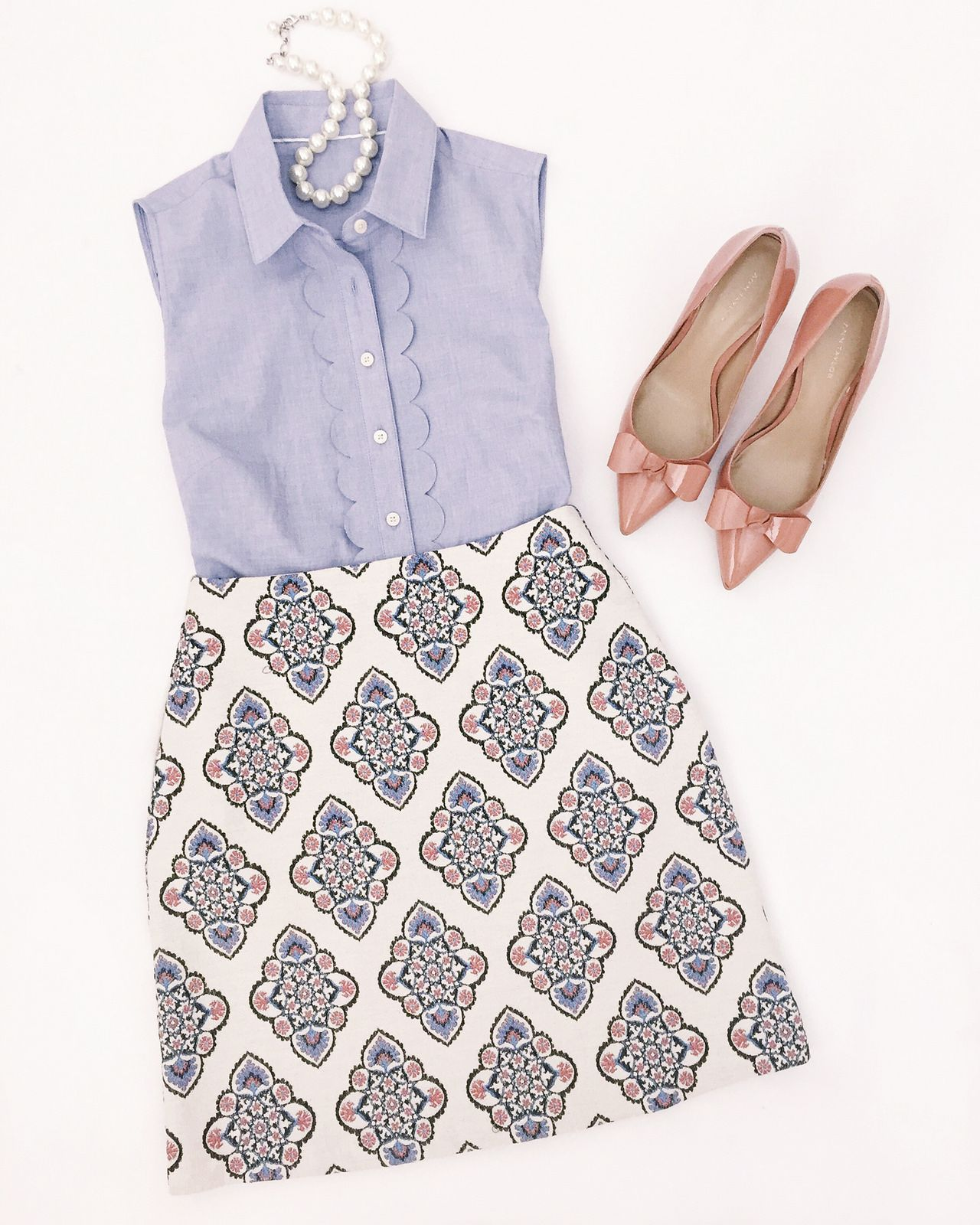 What to wear to work in the summer - business casual ...