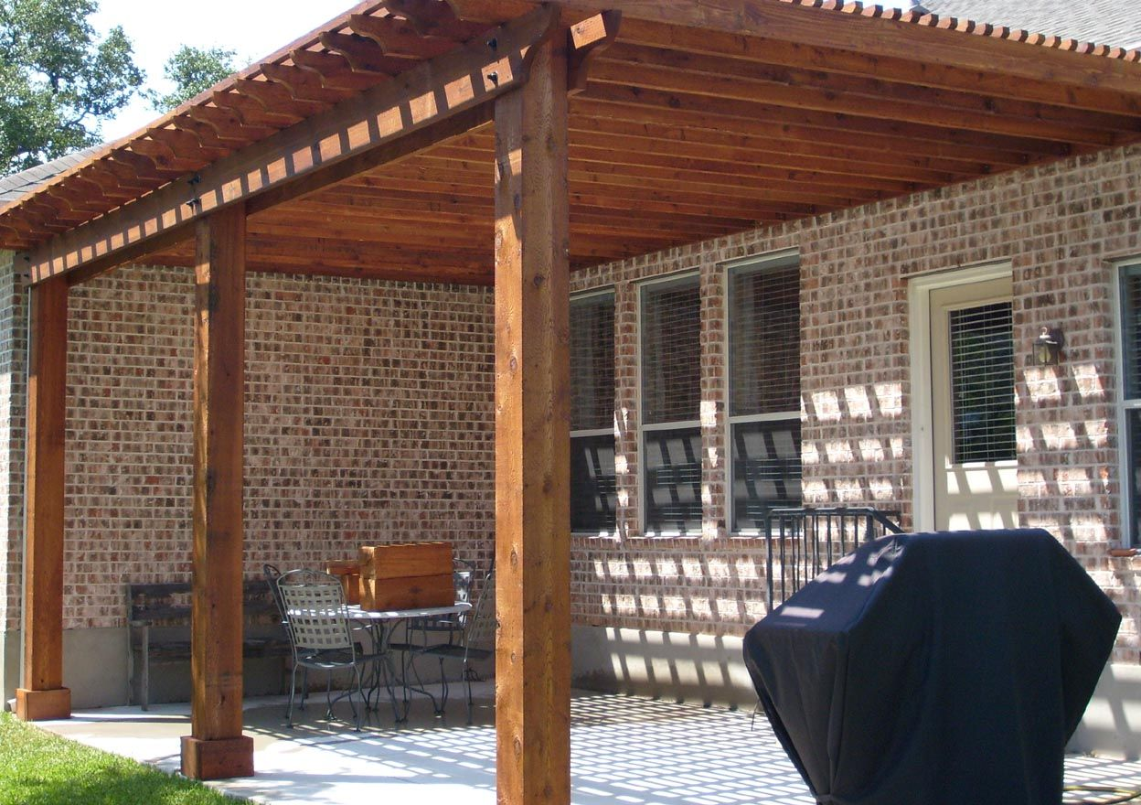 Exceptionnel Patio Roofing Materials Photos Compilations And Galleries