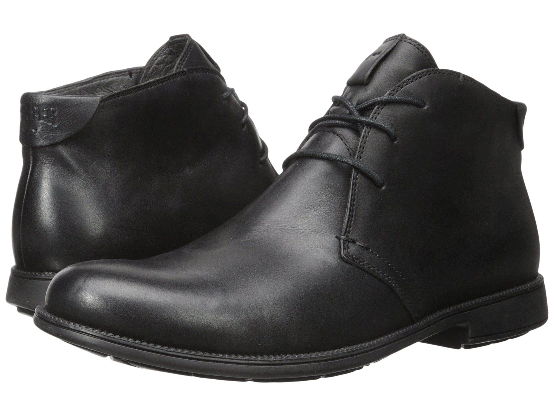 lace-up boots - Black Camper 7pUauOm6n
